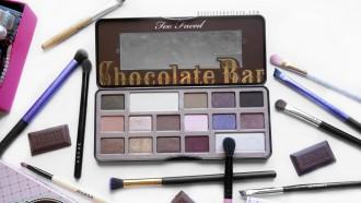 Paleta too faced chocolate bar distrito belleza