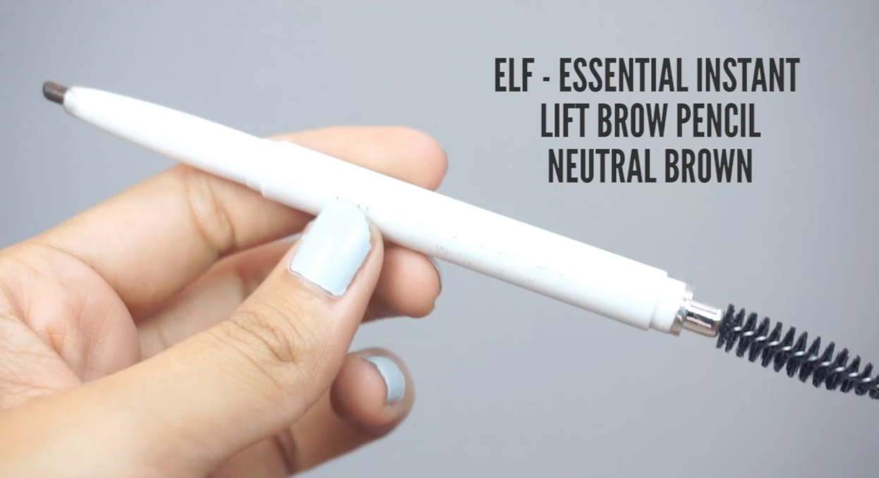 maquillaje regreso a clases elf instant lift brow neutral brown