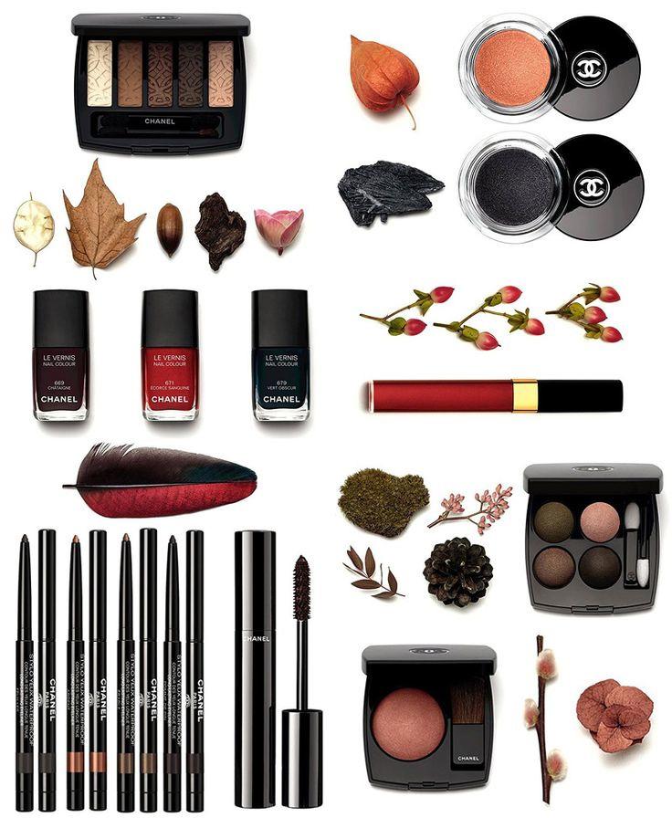 Colecciones de maquillaje septiembre 2015 chanel