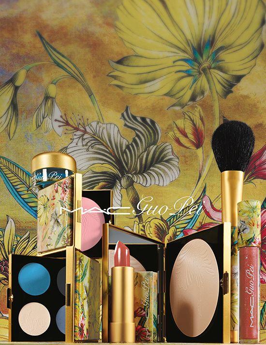 Colecciones de maquillaje septiembre 2015 mac guo pei