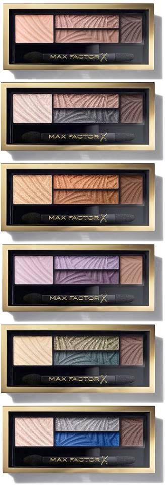 Colecciones de maquillaje septiembre 2015 max factor