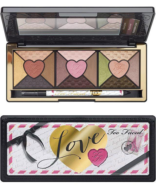 Colecciones de maquillaje septiembre 2015 too faced