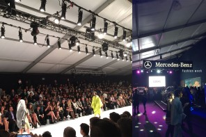 Mercedes Benz Fashion Week México distrito belleza
