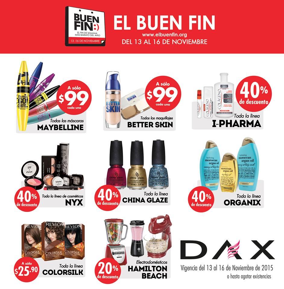 Ofertas de maquillaje buen fin 2015 distrito belleza for Comedores para el buen fin
