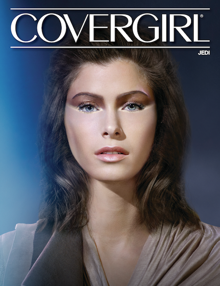 colección star wars covergirl maquillaje jedi