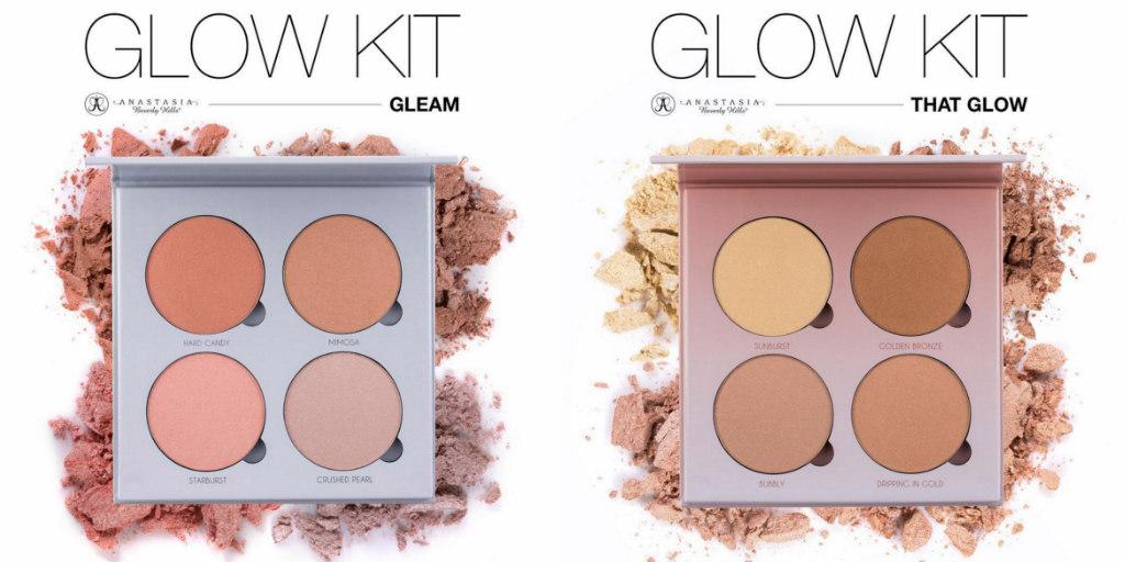 Lanzamientos de maquillaje 2016 anastasia glow kit