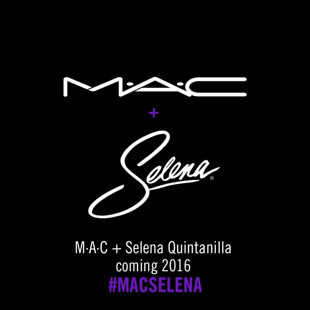 Lanzamientos de maquillaje 2016 mac selena
