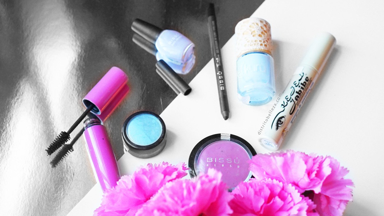 Mejores marcas de maquillaje en México distrito belleza
