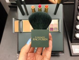 Colección MAC Zac Posen distrito belleza