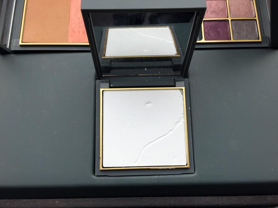 Colección MAC Zac Posen polvo traslucido