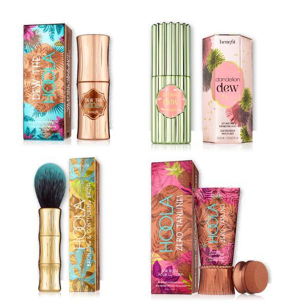 Colecciones de maquillaje primavera 2016 benefit hoola liquido