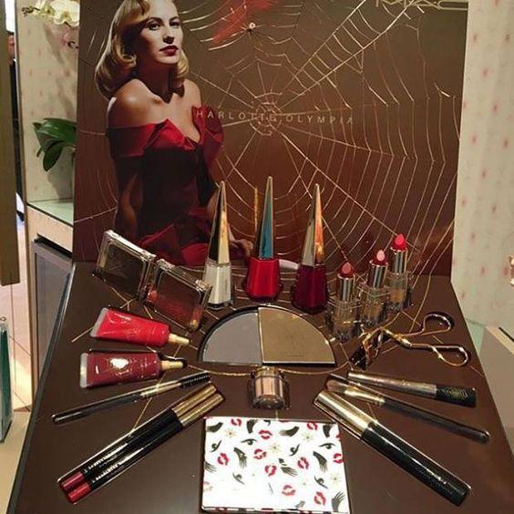 Colecciones de maquillaje primavera 2016 charlotte olympia