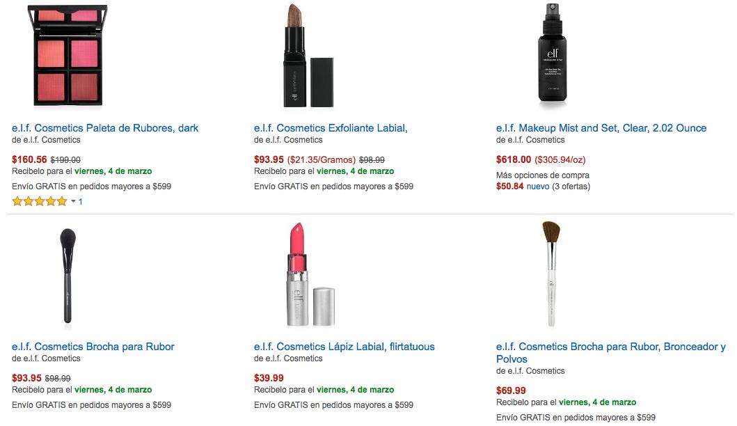 Maquillage amazon mexique district de beaut - Amazone magasin en ligne ...