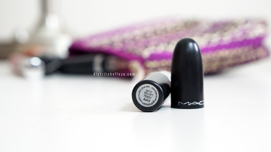 labial mac velvet teddy