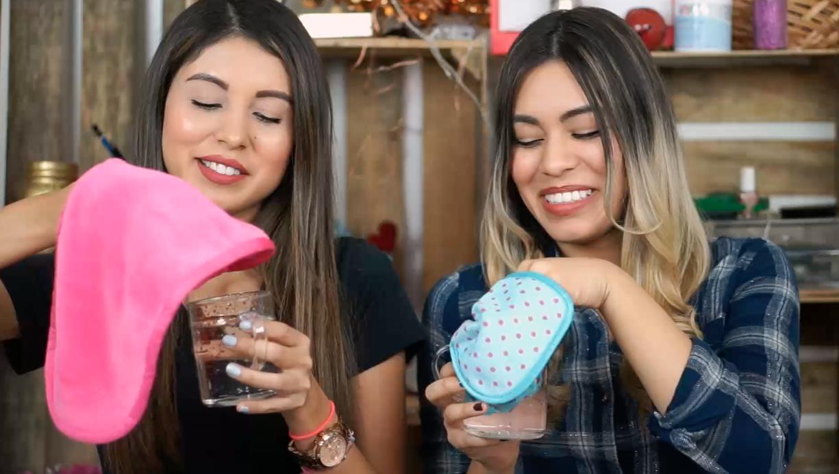 toallita Makeup Eraser agua
