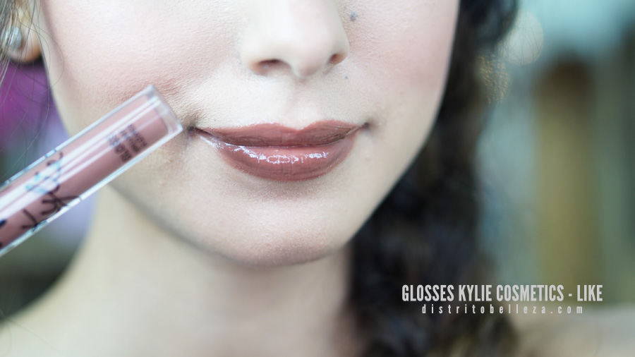 Glosses Kylie cosmetics LIKE