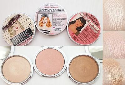Iluminador the balm cindy lou manizer mary lou betty lou