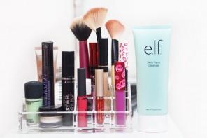 Limpiador facial elf distrito belleza