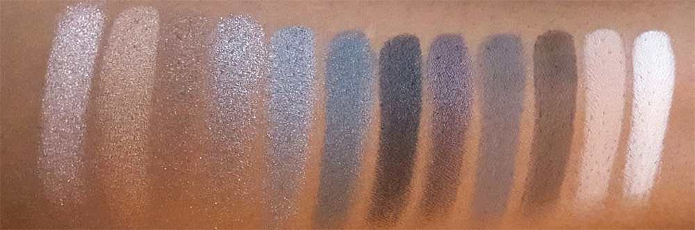 Paleta Naked Smoky Urban Decay nc45