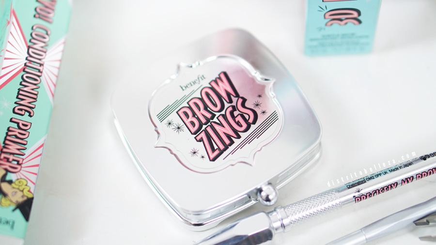 Colección para cejas Benefit brow zings