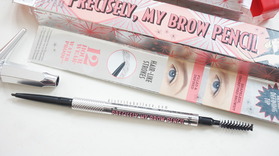 Colección para cejas Benefit precisely my brow pencil