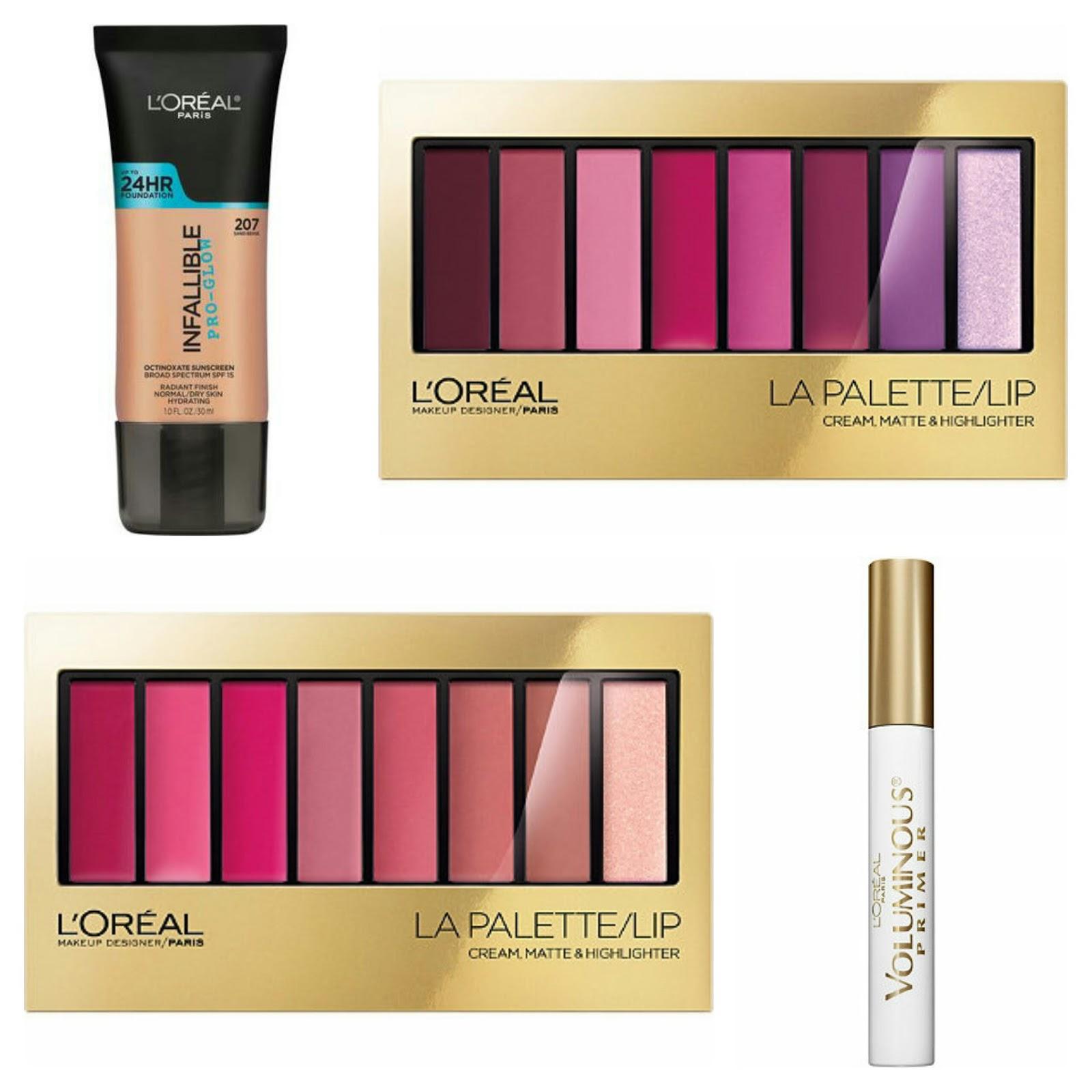 Colecciones de maquillaje verano 2016 loreal