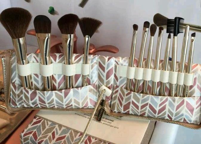 Colecciones de maquillaje navidad 2016 brochas sephora