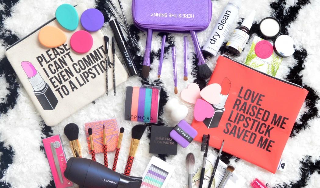 Colecciones de maquillaje navidad 2016 distrito belleza