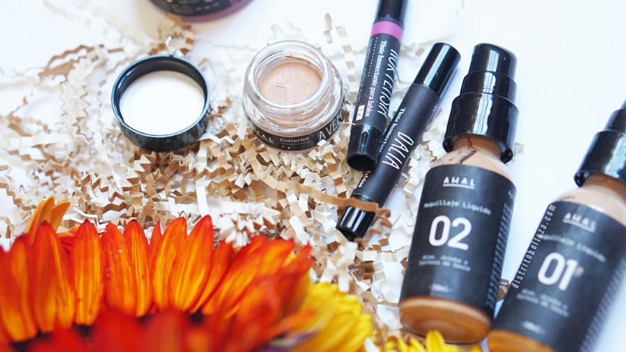 Maquillaje Ahal