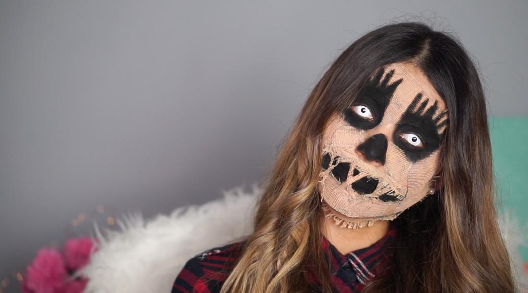 disfraz-maquillaje-halloween-paso-a-paso-calavera-distrito-belleza-espantapajaros