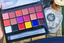 paleta de labios Anastasia lip palette distrito belleza