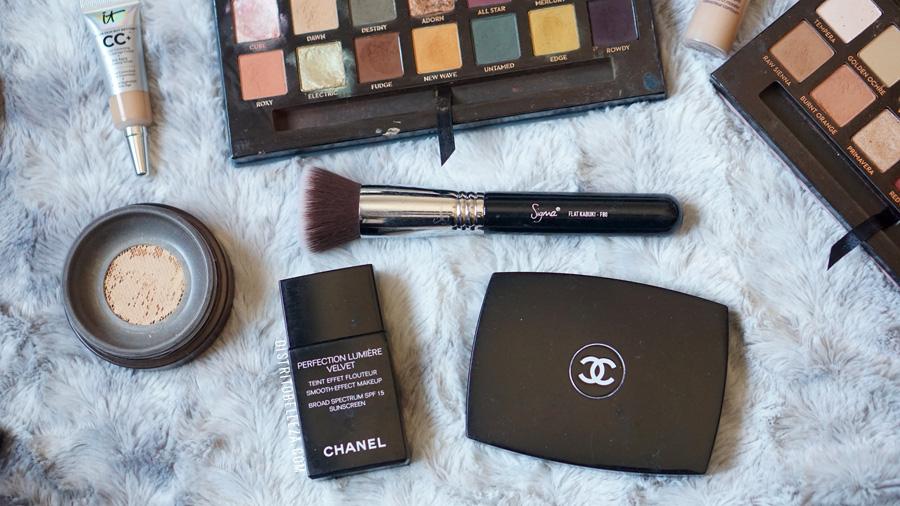 bases de maquillaje piel mixta chanel perfection lumiere velvet