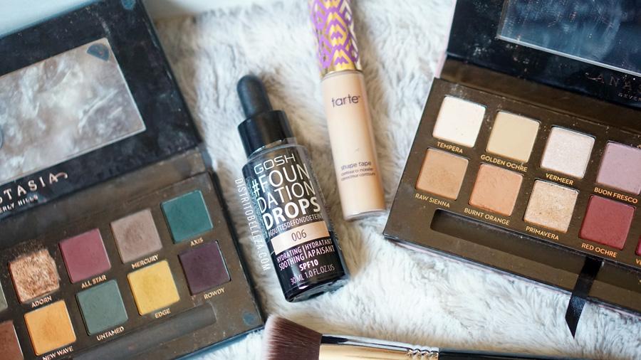 bases de maquillaje piel mixta gosh foundation drops 06