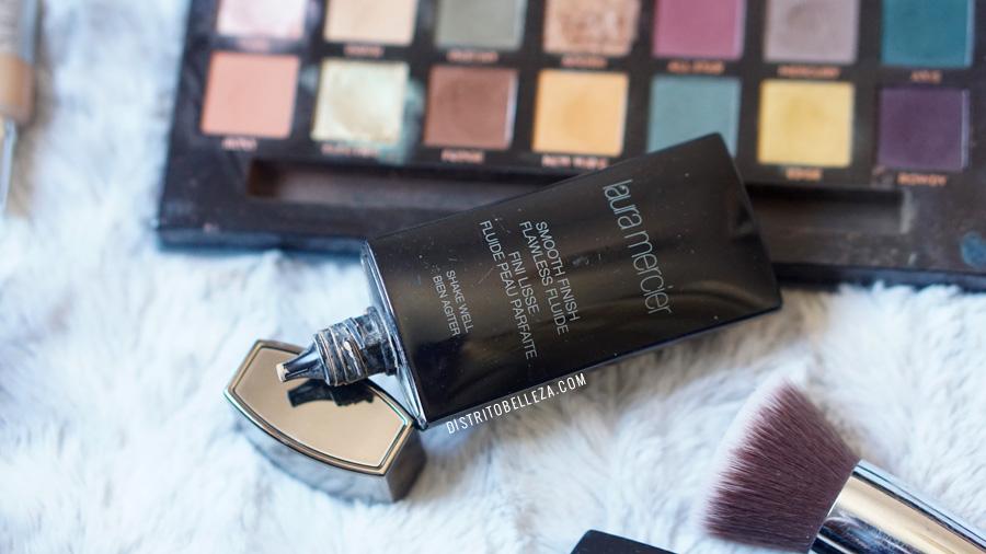 bases de maquillaje piel mixta laura mercier smooth finish flawless