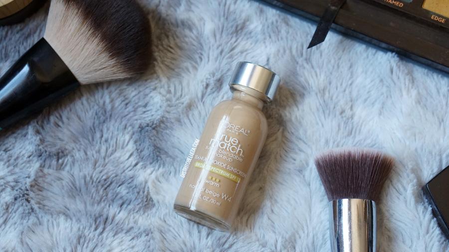 bases de maquillaje piel mixta loreal true match