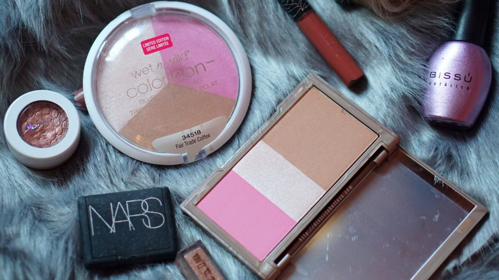 Urban Decay Naked Flushed Native vs Wet n Wild Fair Trade Coffee