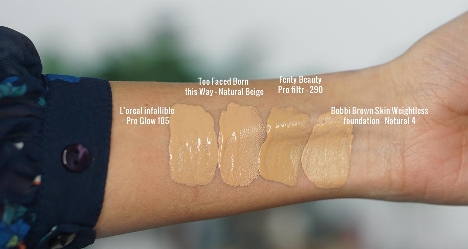 Skin Long Wear Weightless Foundation Spf 15