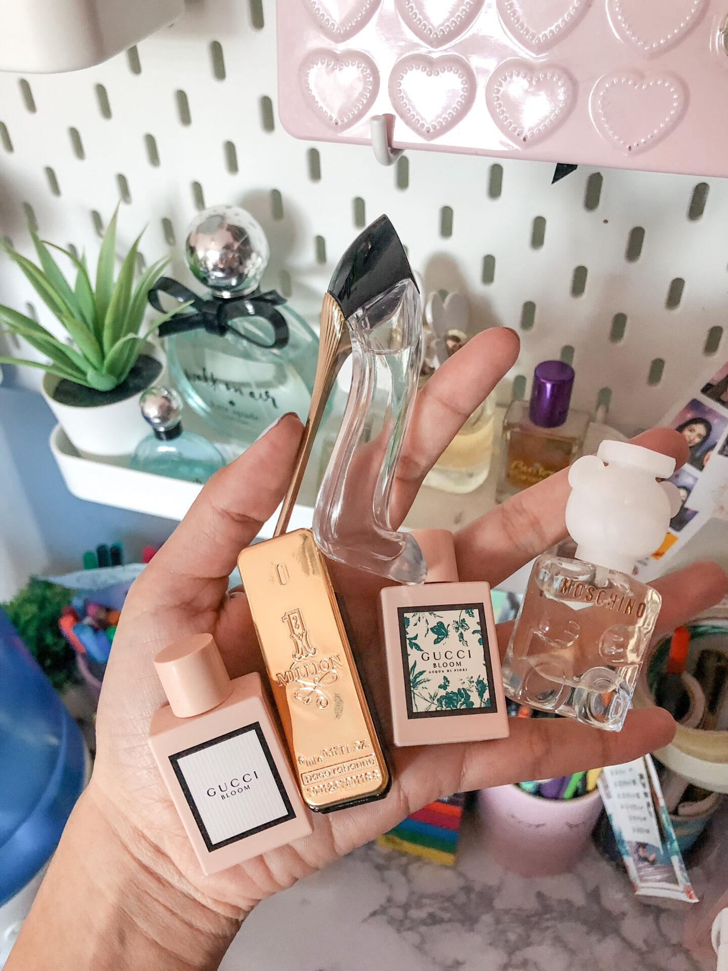 Mis perfumes miniatura